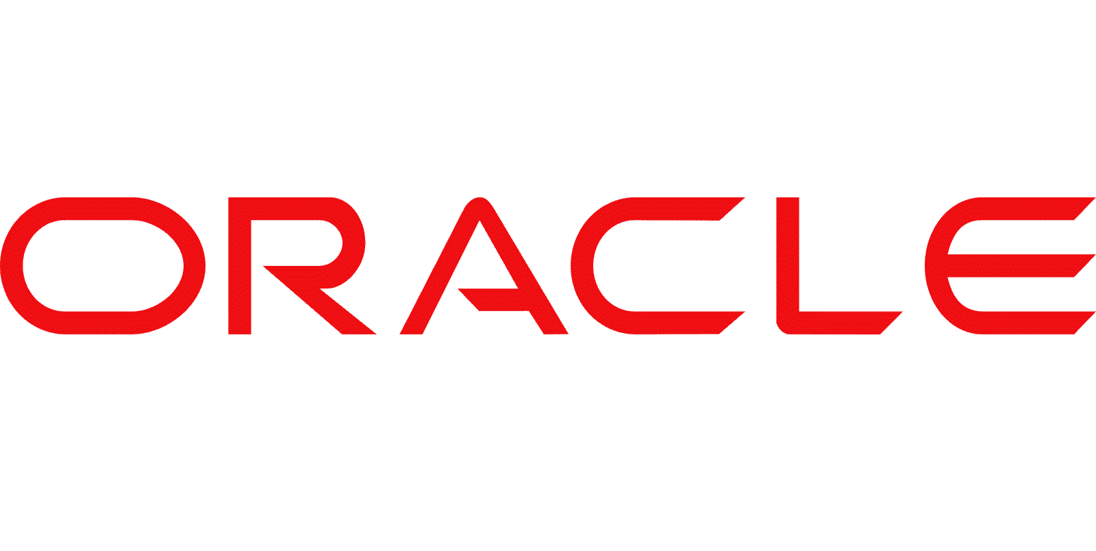 Oracle's homepage