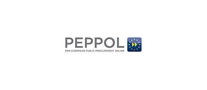 - PEPPOL logo for news - EU-kommissionen tar över driften av PEPPOLs centrala adressregister